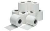 Small toilet rolls