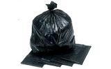 Black trashbag