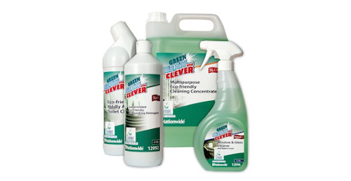 Green Clean and Clever Products
